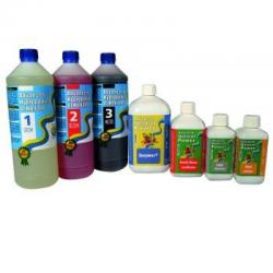 Advanced Hydroponics Dünger Set PRO Klein 5 Liter