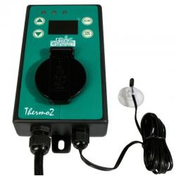 BioGreen Thermo2 Digital-Dual-Thermostat 0 - 40 °C