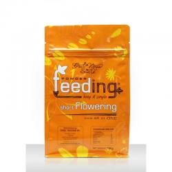Powder Feeding Short Flowering 2,5 Kg Wuchs und Blüte