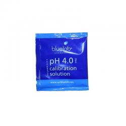 Bluelab pH 4.0 calibration solution, 20ml