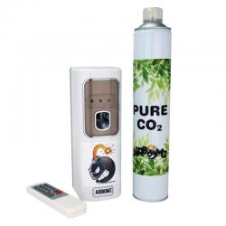 Airbomz CO2 Dispenser complete excl. batteries