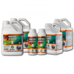 Hortifit Nurient A+B All Substrates 1 Liter