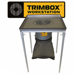 Trimpro Trimbox Erntemaschine inkl. Workstation, Maße...