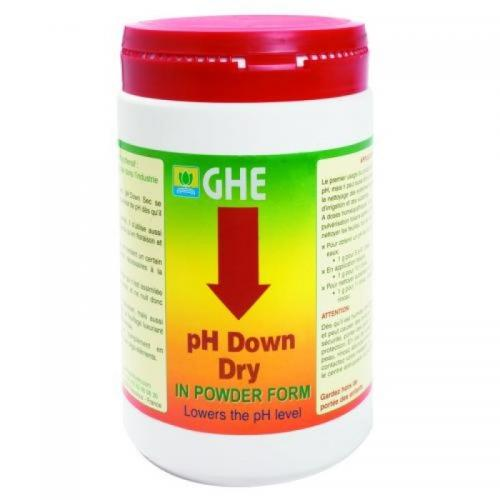 GHE pH Down 1 Kg Pulver