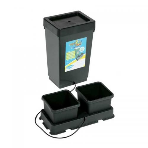 AutoPot Easy2grow Kit (2x8,5L mit Doppeltablett)