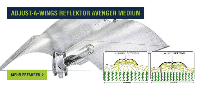 Adjust-A-Wings Reflektor Avenger Medium